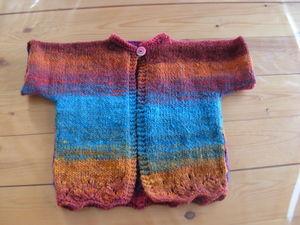 Anuhea's sweater - Cécile