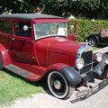 FORD A Roadster Hot Rod 1928 Saverne (1)