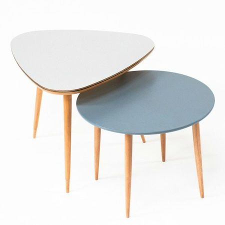 Tables gigogles formica