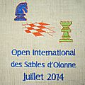 OPEN INTERNATIONAL DES SABLES D'OLONNE 2014