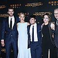Hunger games : mockingjay part 2 - avant première à pékin