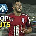 Ligue 1 : top buts de la 16ème journée !