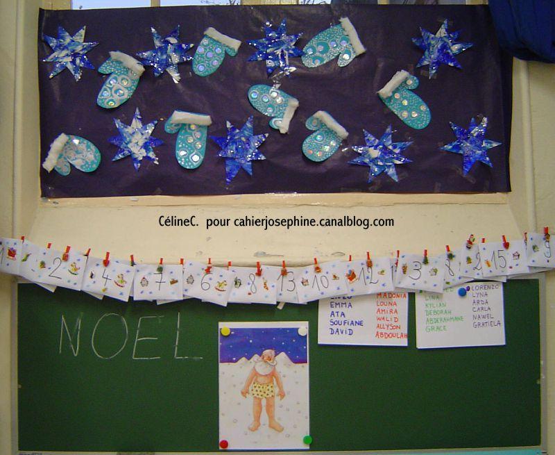Voir no l en bleu 1 les cahiers de jos phine - Calecon pere noel ...