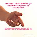 Respecte-toi