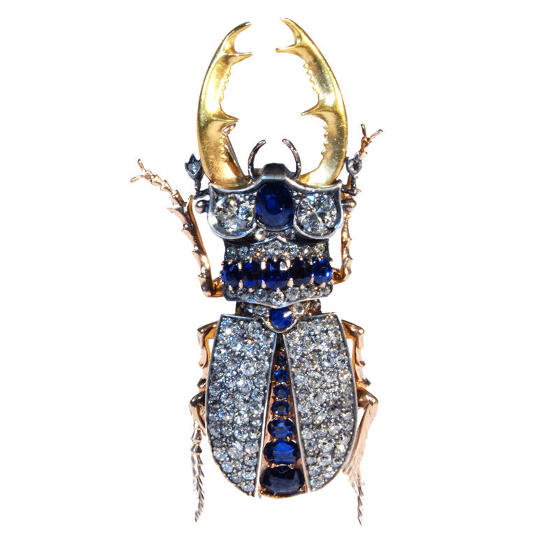 Case Design jewel phone case : Beetle jewelry - Alain.R.Truong