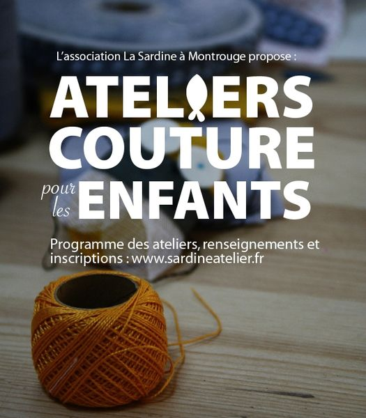 atelier la sardine info