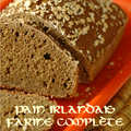 INDEX DES RECETTES DE LAZY LOAVES (PAINS IRLANDAIS & VARIANTES)