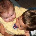 6. Lauriane, 6-7 mois