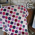 Crochet sunny spread