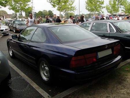bmw 850i e31 coupe 1989 1999 rencard de haguenau 2