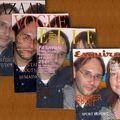 Photos relookées avec les gratuits du Net