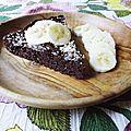 Tout chocolat pour le gâteau il vous faudra :