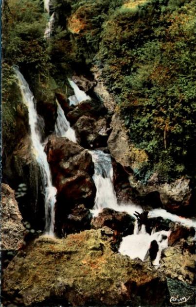 La Nartuby-Les cascades