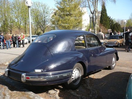 BRISTOL 403 coupé 1955 Strasbourg - PMC (2)