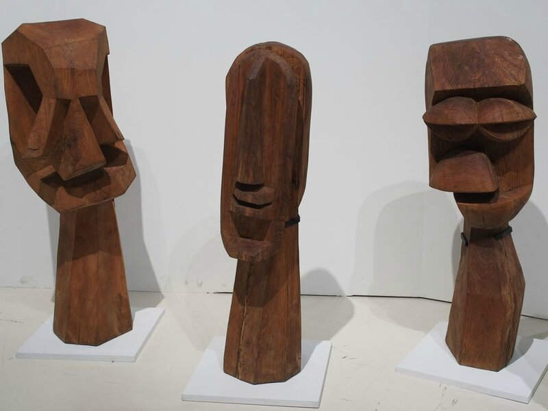Jems Robert Koko Bi - sculptures