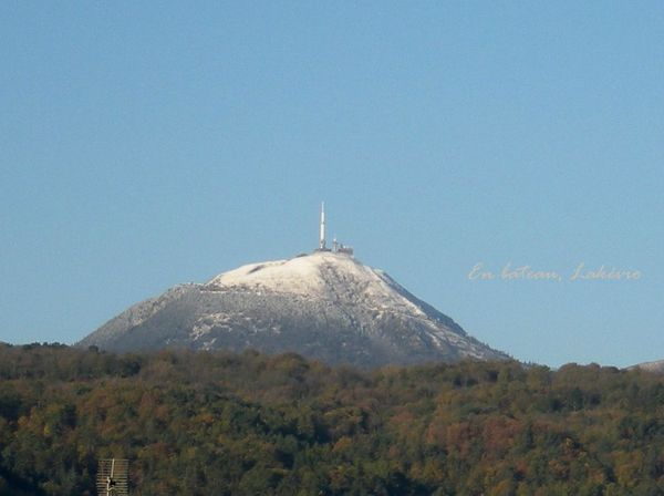 puy de Dome nov 2012