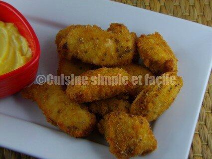nuggets de poulet mariné 07