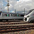TER à Bordeaux, Z27500, Z7300 & Régiolis Z51500