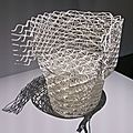 chaise structure lattice - impression 3D - imprimer le monde