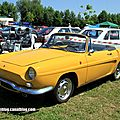 Renault caravelle 1100 S cabriolet (1967-1968)(6ème Fête Autorétro étang d' Ohnenheim) 01