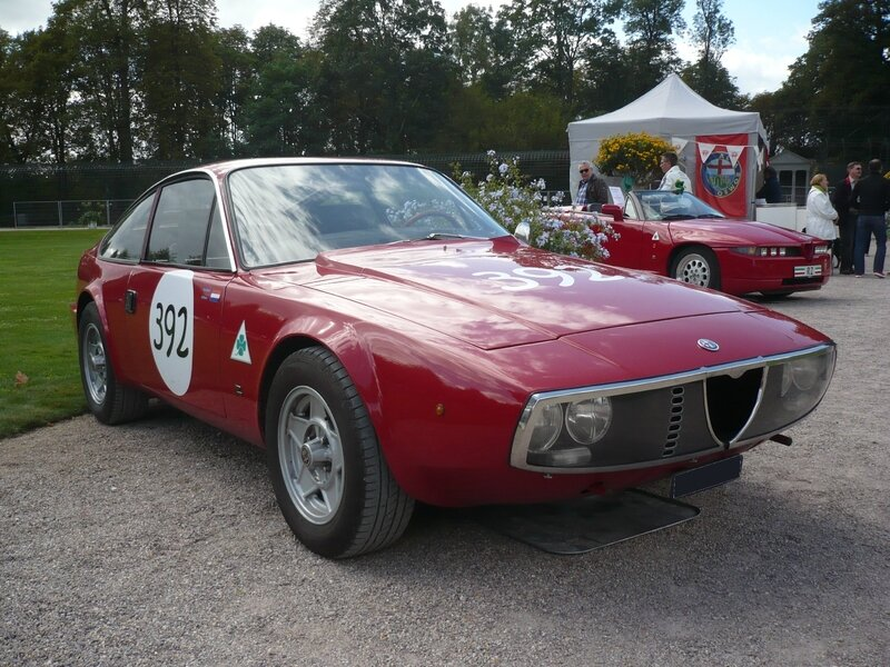 ALFA ROMEO 1600 Junior Zagato 1974 Schwetzingen (1)