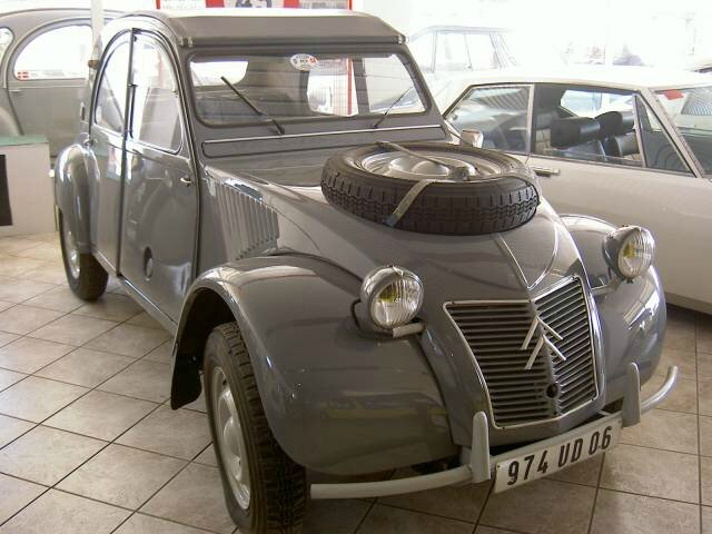 la 2cv sahara d 39 avril 1961 de franco g 2 cv capots ondul s. Black Bedroom Furniture Sets. Home Design Ideas