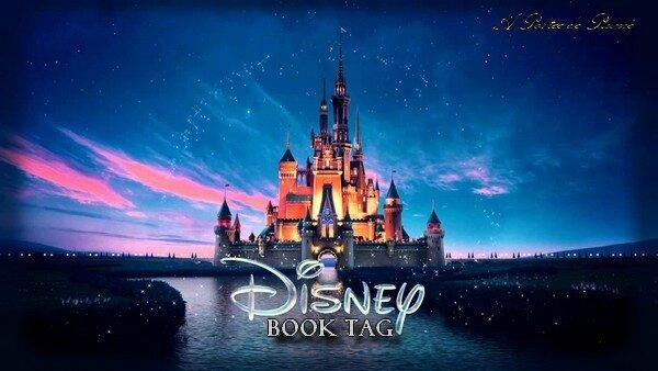 [Tag n°24] Disney Book Tag