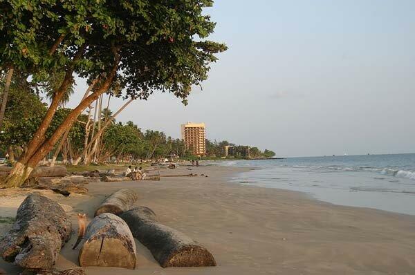 Libreville (Le bord de mer)