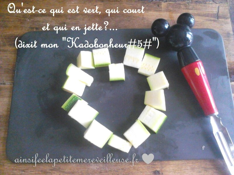 ratatouille 4 courgette