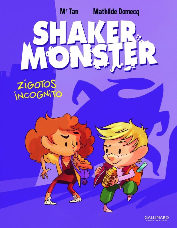 shaker monster zigotos incognito