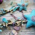 Duo bleu / blue duet