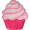 Cupcakes en papier (pour cartes)...