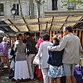 Le marché Monge (paris 5°) 2013