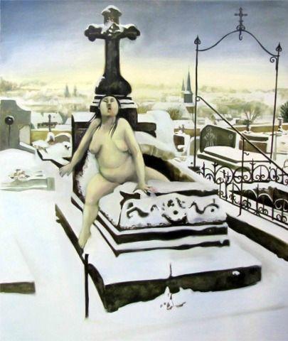 DE RIVAZ Olivier - Sortie du tombeau