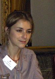 Stéphanie Sadoune, présidente de la CBF-Lorraine