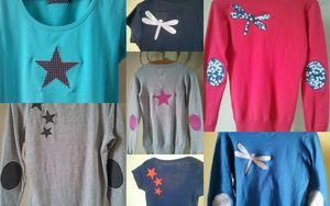 gris sourire tee-shirts 2013