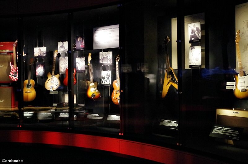 Guitar Gallery EMP Seattle