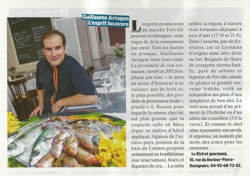 l'express novembre 2014 article