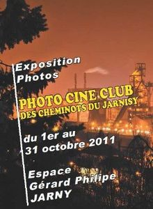 Affiche expo photos Jarny