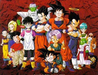 dragonball-z-all