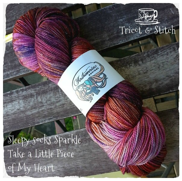150104 Yarn Own socks