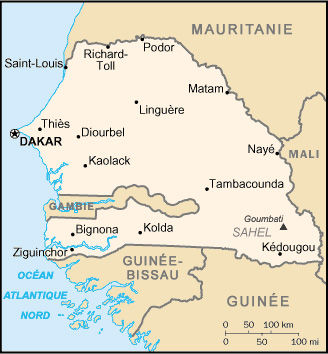 carte_senegal