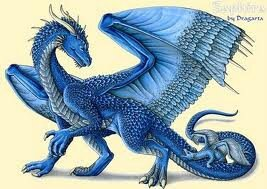 eragon saphira drawing