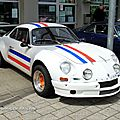 Alpine A110 berlinette (Alsace Auto Retro Bartenheim 2011) 04