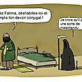 islam burka islamiste humour