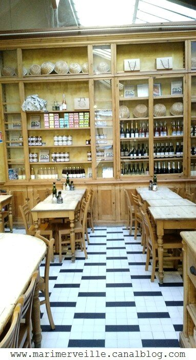 Le pain quotidien rue de varenne paris9 - marimerveille