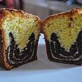 Marbré chocolat vanille de chez valrhona et astuces pour réussir un beau marbrage !!