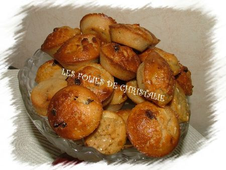 Muffins pommes 6