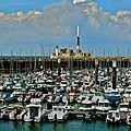 Port de plaisance du Grand Paris.