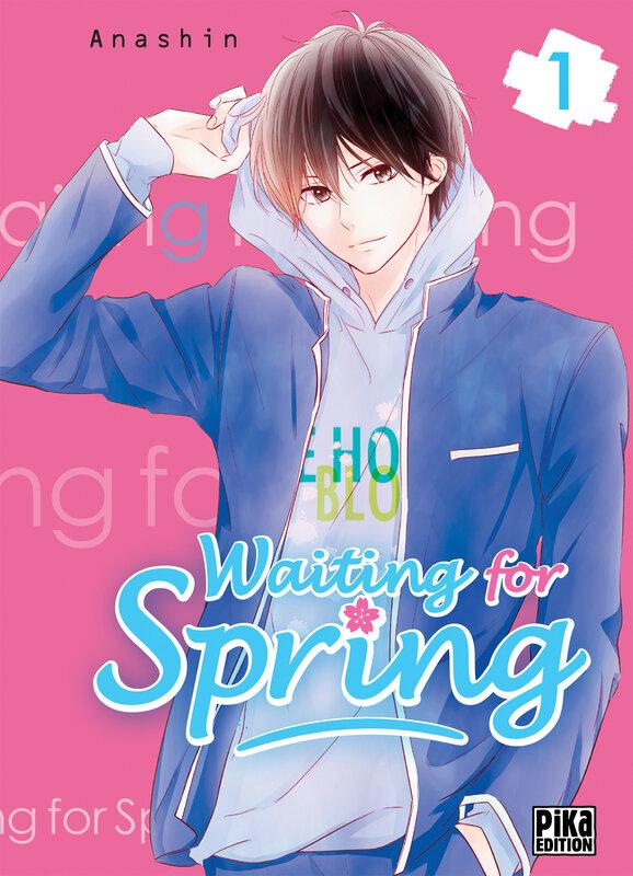 Waiting for Spring Anashin tome 01 Shôjo Addict Pika édition